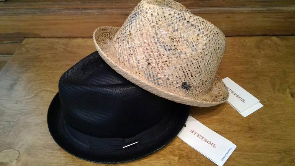 ... Cappello rafia dipinto e cappellini toyo Stetson ... 3eb9de2b245a