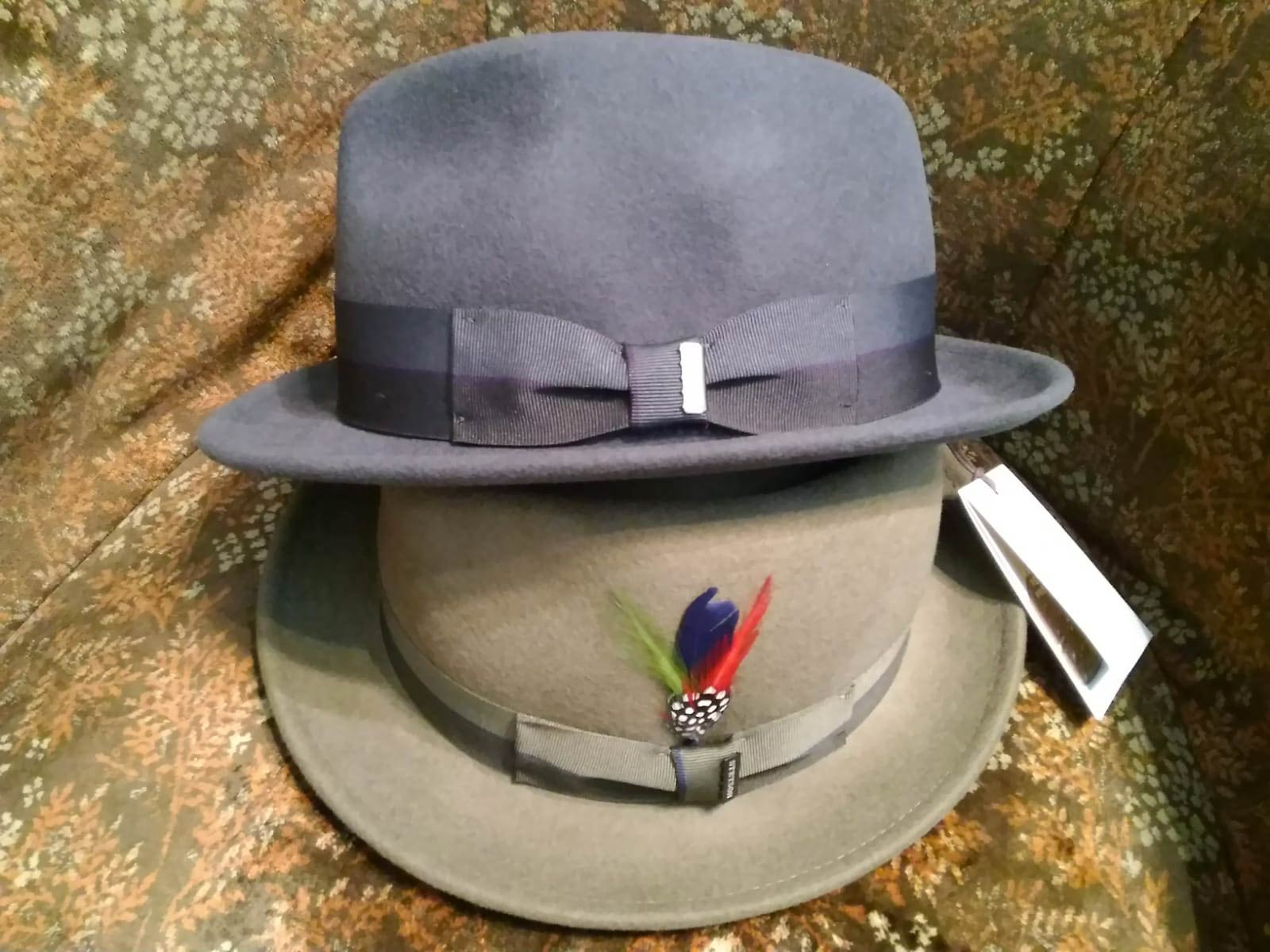 Cappelli e berretti Stetson a Bologna